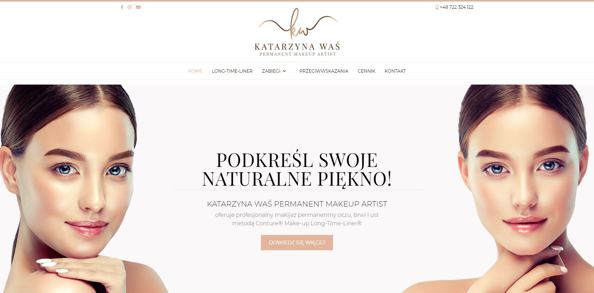 Strona-internetowa-kosmetyczka-Wrocław
